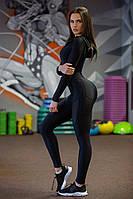 """Комбинезон bona fide: oy - vsyo gym suit """"black"""""""