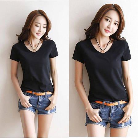 Женская футболка Фабричный Китай, фото 2