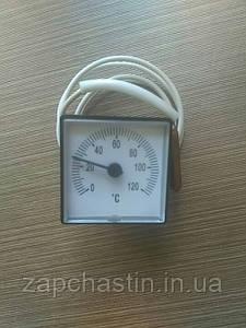 Термометр капілярний квадратний