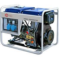 Генератор дизельный Odwerk DG5500E 4.5 (5,0) кВт