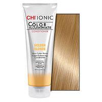 Золотистый блондин Golden Blonde - Оттеночный кондиционер для волос CHI Ionic Color Illuminate 251мл