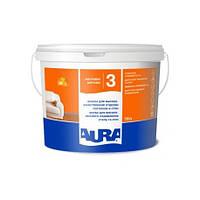 Краска интерьерная акрилатная дисперсионная AURA Luxpro 3  1л