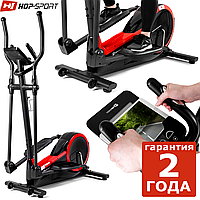Orbitrek HS-050C Frost black/red . ГАРАНТИЯ 2 года,и спортзала