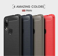 TPU чехол накладка Urban для Motorola One Vision (4 вида)