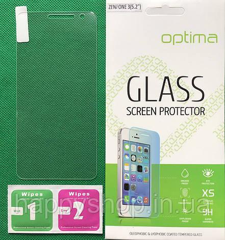 "Защитное стекло Asus Zenfone 3 (5.2"" ZE520KL), фото 2"