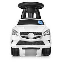 Толокар Mercedes 3147C-1 Білий, музика, MP3, світло фар, фото 2