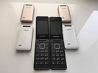 """Кнопочный телефон """"раскладушка"""" Samsung T 390! На две сим карты! Новые!"""