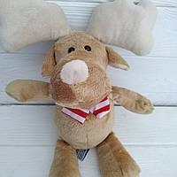 """Мягкая игрушка""""Лось"""" от Kinder (Китай), фото 1"""