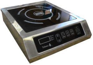Плита индукционная 1 но конфорочная TEHMA 2,8 КВТ