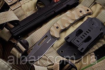 Нож тактический нескладной Клык-2.