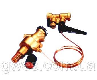 Автоматические балансировочные клапана BALLOREX QP