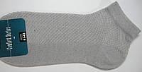 Тонкие мужские носки в сетку, фото 1