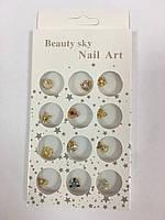 Декор для ногтей Beauty Sky Nail Art