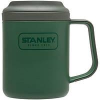 Кружка STANLEY Adventure eCycle 0,47L Зеленая