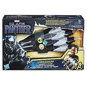 Интерактивные когти Черной Пантеры со светом и звуком - Black Panther, Power FX Claw, Hasbro