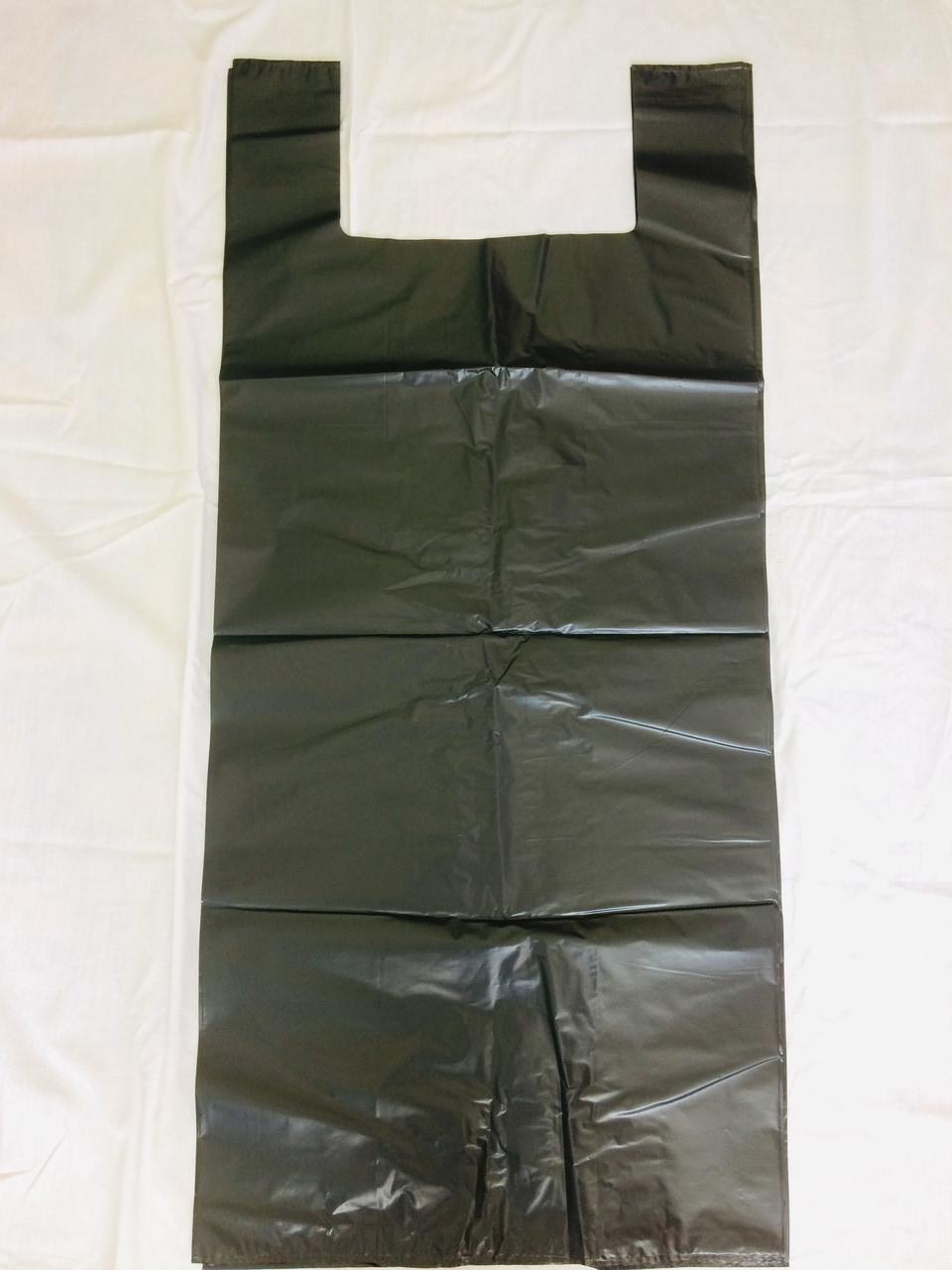 Пакет полиэтиленовый майка №11 50*110 Ника-Пласт