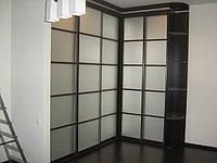 шкафы купе угловые дизайн фото 30