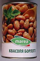 Квасоля «Marea» Борлотті (Borlotti beans) 400 г