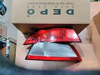 Противотуманная Фара туманка Ford Focus 08-