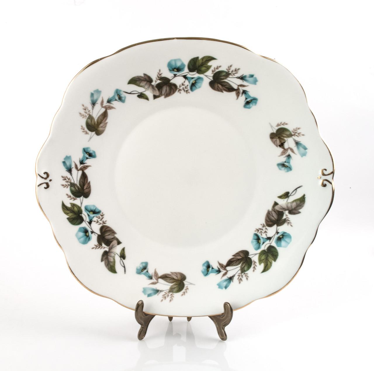 Тарелка, блюдо, костяной фарфор, Англия, Duches