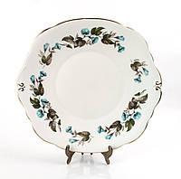 Тарелка, блюдо, костяной фарфор, Англия, Duches , фото 1