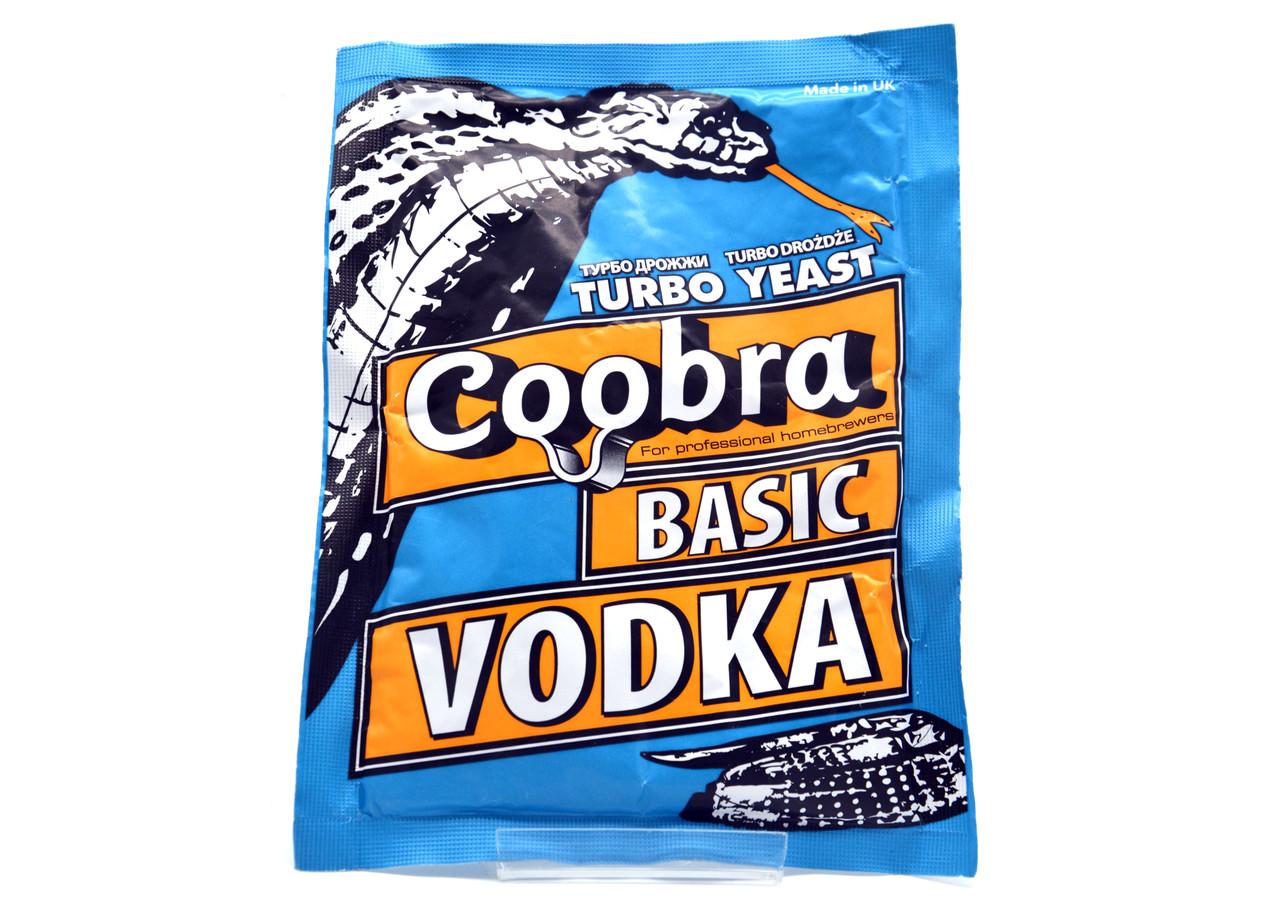 Дрожжи Coobra Turbo Basic Vodka