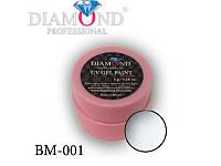 Гель-краска Diamond Professional BM-001