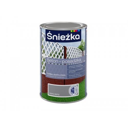 Фарба для бетонних основ Снєжка BETON-POSADZKA     СВ.ГОРІХ           В01   1л   PL