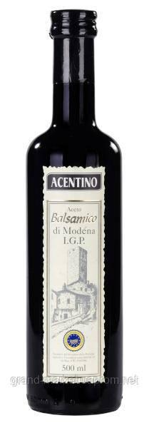 Оцет бальзамічний Acentino Aceto Balsamico di Modena, 500ml