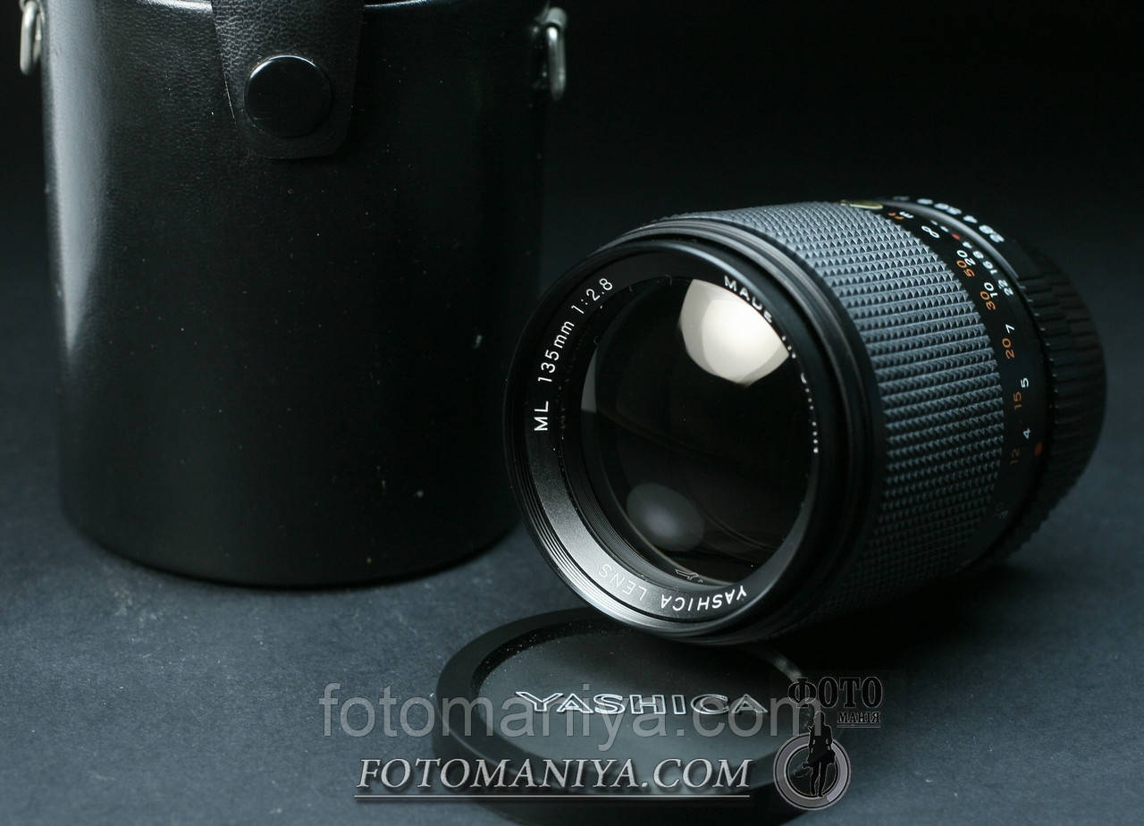 Yashica ML 135mm f2.8 (байонет Contax/Yashica)
