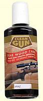 Масло для дерева CLEAN GUN Shaftol  (бронза) 100мл