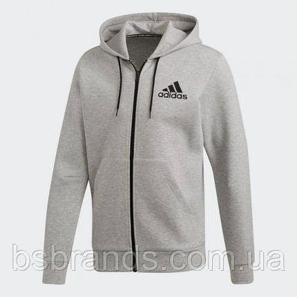 Мужская толстовка adidas MUST HAVES PLAIN (АРТИКУЛ: DT9909 ), фото 2