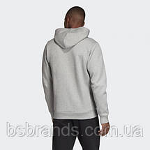 Мужская толстовка adidas MUST HAVES PLAIN (АРТИКУЛ: DT9909 ), фото 3