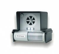 LS-987BF – двойной эффект! Отпугивание пернатых методом ультразвука/светового воздействия, батарейки/сеть
