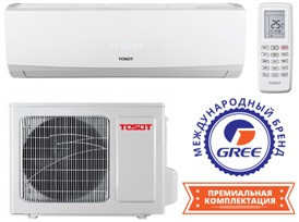 Кондиционер TOSOT GS-09DW SMART Inverter WIFI (25 м.кв)