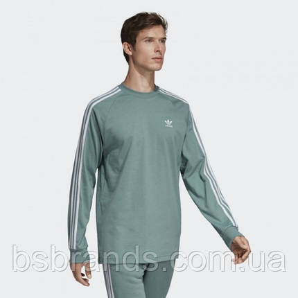Мужская толстовка adidas 3-STRIPES (АРТИКУЛ: DV1557 ), фото 2