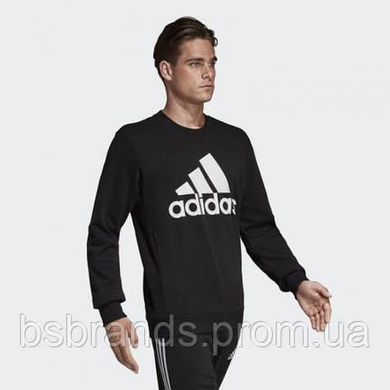 Мужской джемпер adidas MUST HAVES BOS (АРТИКУЛ: DT9941), фото 2
