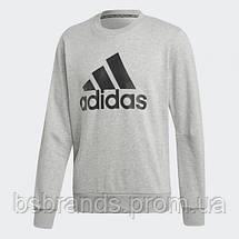 Мужской джемпер adidas MUST HAVES BOS (АРТИКУЛ: DT9937), фото 2