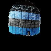 Шапка водонепрониц. Dexshell голубой градиент