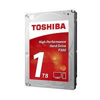 Bинчестер 1,0TB SATA TOSHIBA HDWD110UZSVA P300 7200rpm 64MB