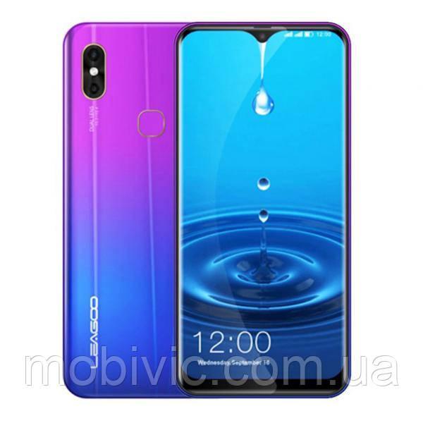 Смартфон Leagoo M13 (gradient blue) оригинал - гарантия!