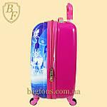Детский чемодан  Frozen (Холодное сердце ), фото 4