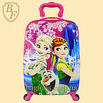 Детский чемодан  Frozen (Холодное сердце ), фото 2