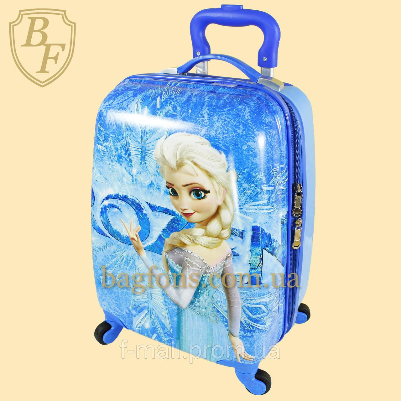 Детский чемодан Frozen (Холодное сердце )