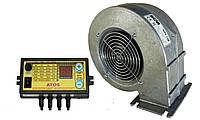 Комплект автоматики котла Atos + вентилятор WPA 140 (до 80кВт)