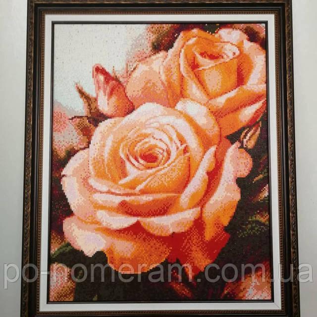 алмазная вышивка цветы фото картин стразами с розами