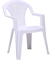 Стул Ischia пластик белый 01 TM AMF