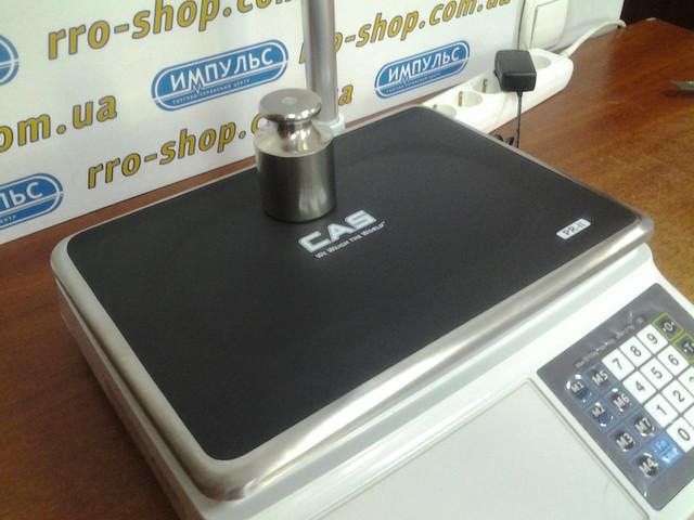весы для магазина CAS PR-15 II Р