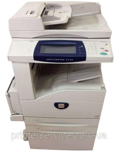 Аренда копировального аппарата Xerox CopyCentre C123