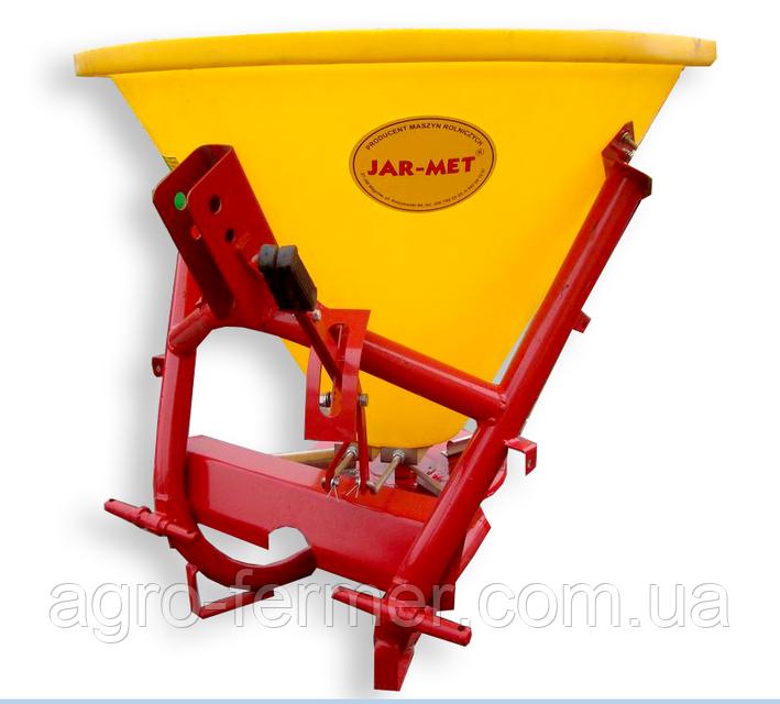 Рассеиватель минеральных удобрений 500 кг. плас Jar-met